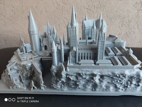 harry potter hogwarts poudlard