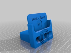 Sonic-Stand for iPhone 6S