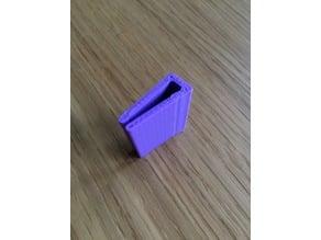 Semi elastic paper clip