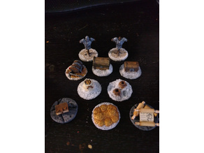 Frostgrave Treasure Tokens