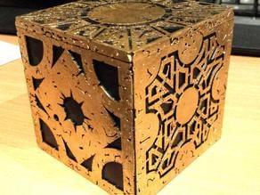 Hellraiser Lament Configuration Jewellery Box Remix