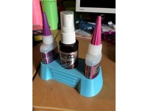 CA - Accelerant Glue Holder