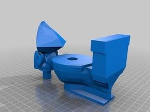 스유 페리돝//Steven Universe Peridot CAD
