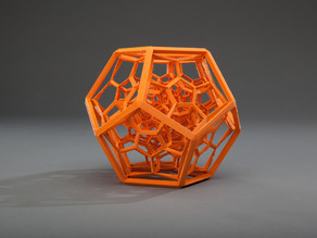 MakerBot Dodecahedron