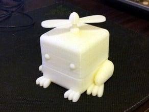 Frog Cubimal