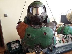 DOOM Armor Praetor Suit Chest