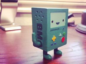 BMO - Adventure TIme