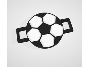 Soccer  (POP Lace) - Bicolor compatible