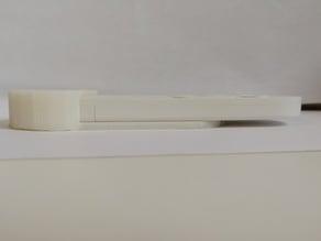 Remote holder for Yeelight Ceiling Light