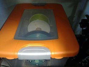 Contenedor de carretes /  Reel container