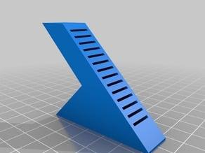 "MicroSD Holder Organizer Desk ""modular"""