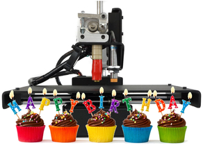 Happy Birthday 3D Printer Music
