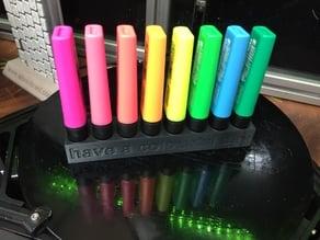 stabilo marker pen rack