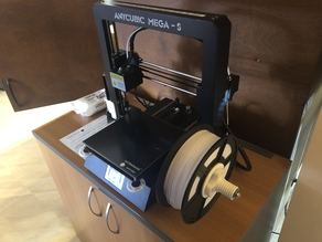 Anycubic Mega spool holder adapter