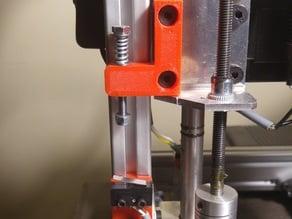3Novatica 3D GATE Z-axis end-stop fine adjustment