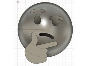 Emoji Think