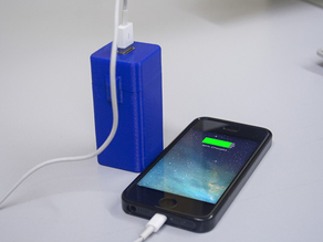 Universal Battery Boost for smartphone