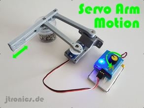 Mechanical Servo Arm