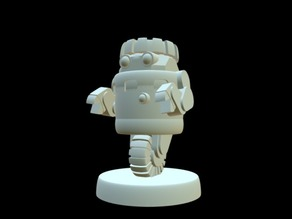 Servo-Squire (18mm scale)