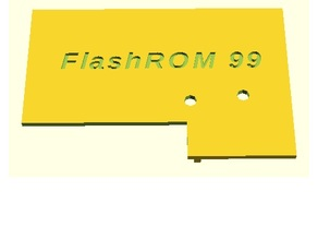 TI-99 FlashROM99 Case