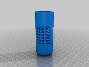 shop vac sediment trap/diffuser