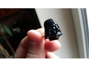 Lord Darth Vader Star Wars shirt cufflink