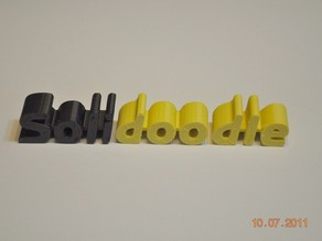 How To Make A 3D Logo Or Name