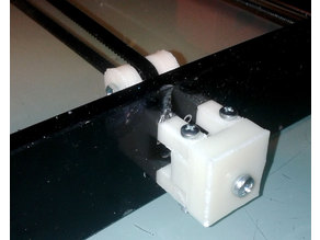 Anet A8 Belt tensioner Y axis
