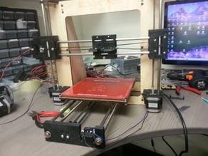MakerFarm Prusa i3 Parts - Complete Set (Including Frame)