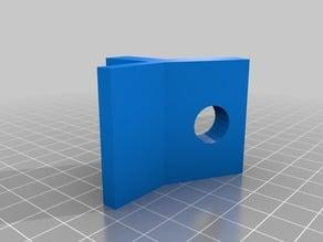cr10 s5 simple frame stiffening brackets