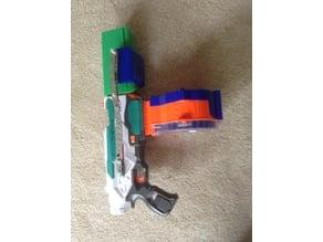 Nerf Pump Action Grip & Slide