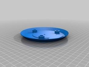 Hangable Stevenson Screen for Corded Sensors