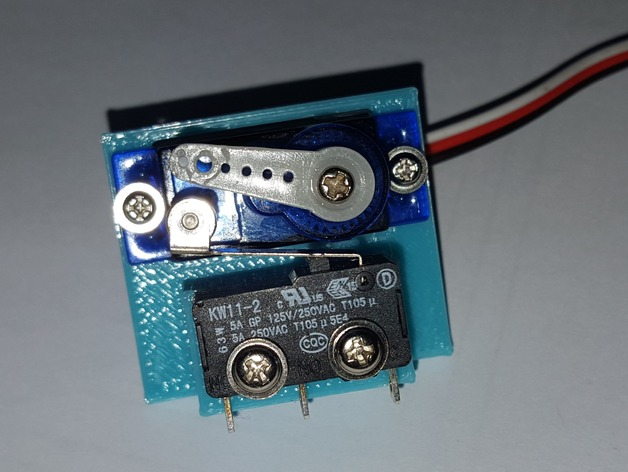 Rc Servo Switch By Andrethomas Thingiverse