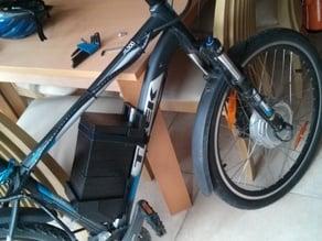 Electric Bike Battery Box