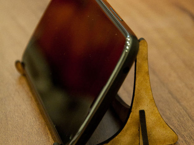 A Laser Cut Phone/tablet Stand By Martin_p