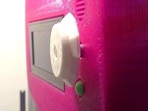 Reprapdiscount low profile knob