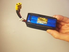 LIPO PROTECTOR WITH CARBON INSERT