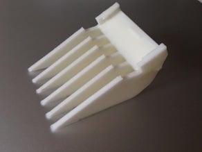 Hair clipper comb / Sabot de tondeuse à cheveux
