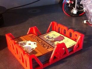 Munchkin card holders