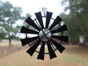 Windmill Small Decoration