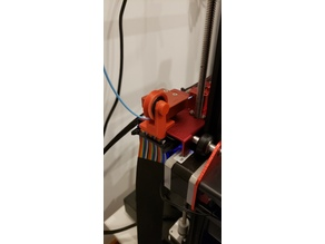 Cr 10s Pro Filament Guide for 608RS Bearings