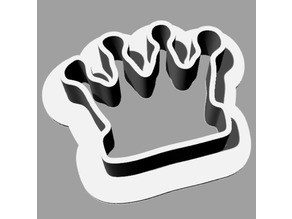 Cookie Cutter Crown slicer
