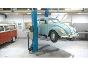 Single column autolift