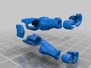 Halo Over-Locking Legs