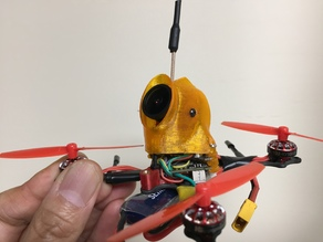 Toothpick / Whoop Runcam Micro Eagle Camera mount