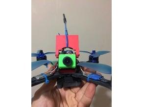 eachine 1000tvl camera mount for zeus frame