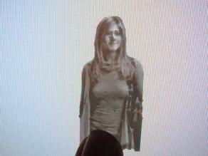 Jennifer Aniston Lithophane