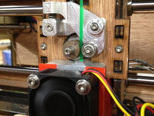 Yet another simple extruder drive
