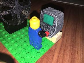 LEGO Fallout Terminal (Project LEGO Vault)