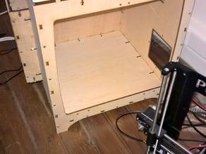 Box for 3d printer